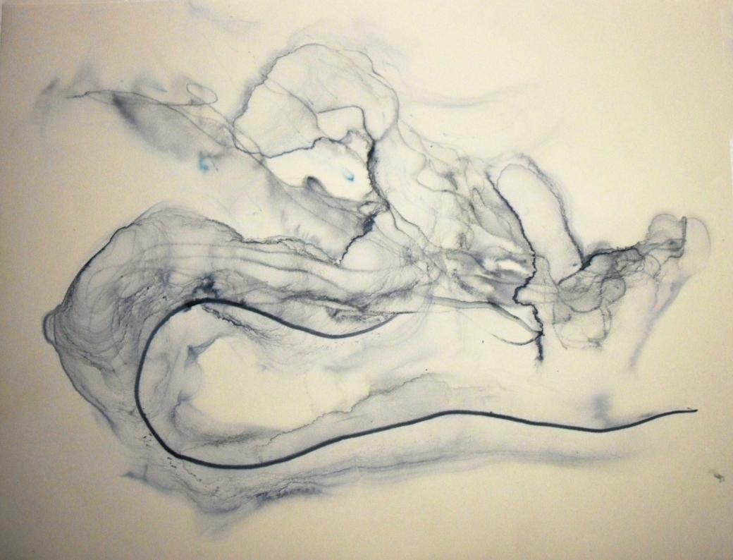 Acuarela sobre papel/2014